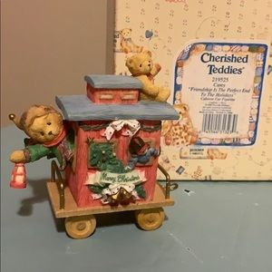 Other - Cherished Teddies-Friendship Is The Perfect End to